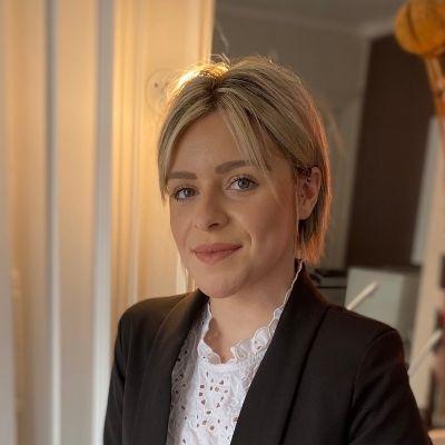Marine Eliot Assistante de Direction Agence SMI SMG membre Rouen Immobilier Location Vente Gestion Syndic